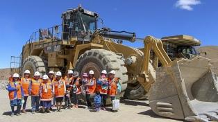 Destacan a la provincia como la que tiene mayor proporción de mujeres mineras