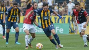 Central rescató un empate ante Colón en Rosario