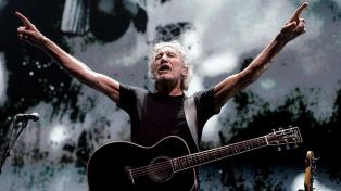 Roger Waters llega a la Argentina y debuta mañana en La Plata