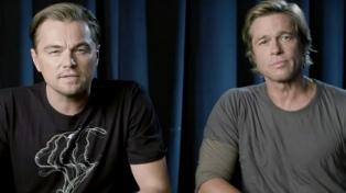 Leonardo DiCaprio y Brad Pitt contra el abstencionismo en las elecciones de EEUU