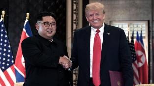 Trump no se reunirá con Kim durante el viaje al G20 de Japón