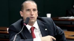 Temer nombra ministro extraordinario a un hombre cercano a Bolsonaro