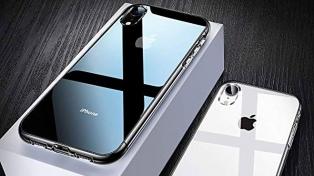 Baja la producción del iPhone XR
