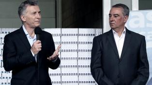 """Macri presentó un convenio del PAMI para comprar medicamentos """"sin intermediarios"""""""