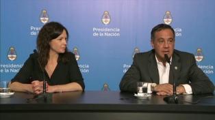 """Finocchiaro dijo que el Gobierno quiere """"que se aplique la ley"""" ante protestas sociales"""