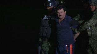 """Estados Unidos celebra el veredicto contra """"El Chapo"""""""
