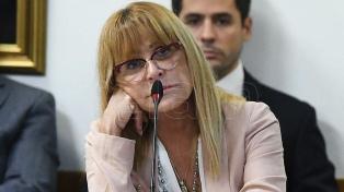 Diputados retoman el análisis del pedido de desafuero de la radical Aída Ayala