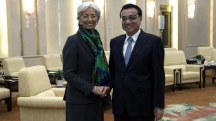 Para el FMI, la guerra comercial entre EEUU y China afecta el crecimiento económico