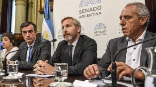 Frigerio defendió el Presupuesto 2019 y reconoció el difícil contexto económico