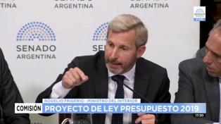 """Bonos: Frigerio y Sica exhortaron """"a todos"""" a hacer un """"esfuerzo"""" para llegar a un acuerdo"""