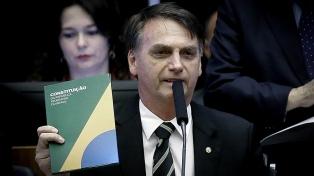 Bolsonaro revisará las medidas tomadas por Temer en los últimos dos meses