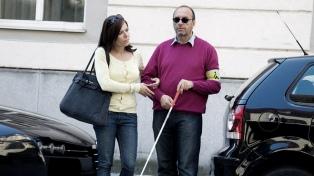 Realizan un acto para pedir mayor atención a personas con discapacidad