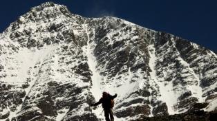 Un andinista cayó por una canaleta del cerro Rincón y falleció