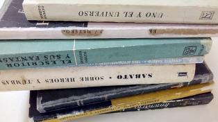 """A 70 años de """"El túnel"""", una muestra recorre el mundo literario de Sabato"""