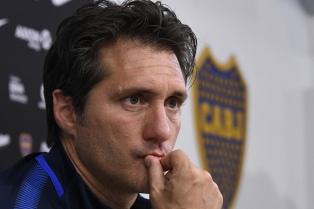 """Boca sale al Bernabéu sin """"Wanchope"""" Ábila"""