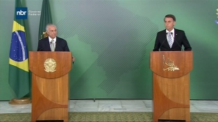 Bolsonaro, invitado al G-20 por Temer, anuncia el fin del Ministerio de Trabajo y cierre de embajadas