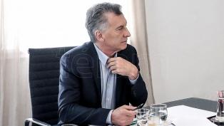 Macri se reúne en Villa La Angostura con el gobernador de Neuquén