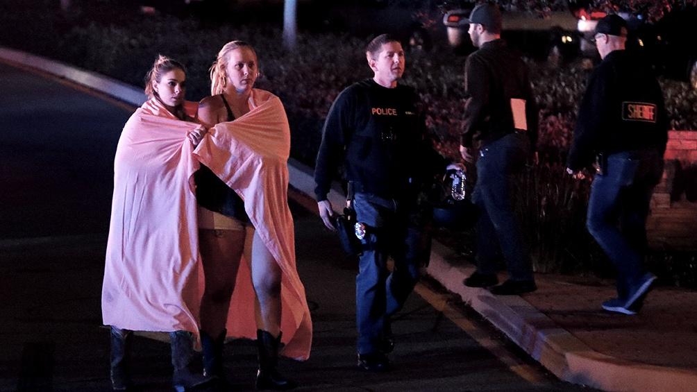 ESTADOS UNIDOS: Cuatro muertos y 11 heridos en un tiroteo durante un festival en California