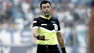 """""""Ningún estadio me intimida"""", dijo el árbitro que dirigirá en la Bombonera"""