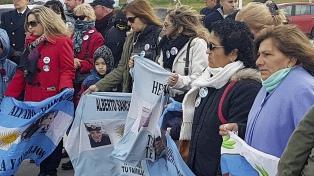 Recordaron la última partida del ARA San Juan de Ushuaia