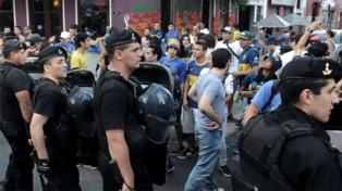La Bombonera abre sus puertas cuatro horas antes del partido