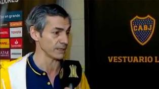 """El intendente de la Bombonera, sobre la lluvia: """"Acá no se suspende nada"""""""