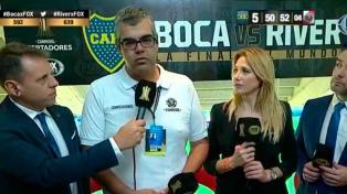 """La Conmebol aseguró que """"el partido está confirmado"""""""