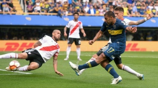 El rating de la final entre Boca y River: datos y números