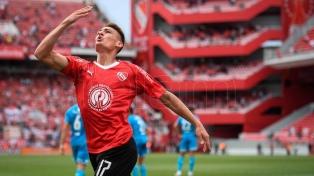 Independiente le ganó a Belgrano 2 a 1 en Avellaneda y quedó como escolta