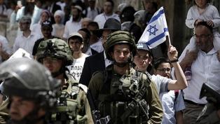 Israel aumentó las medidas de seguridad tras la escalada de tensión en Gaza