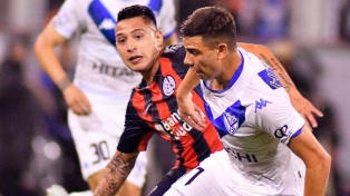 San Lorenzo inició la era Almirón con un empate