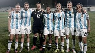 La selección femenina de fútbol va por el pasaje al Mundial ante Panamá