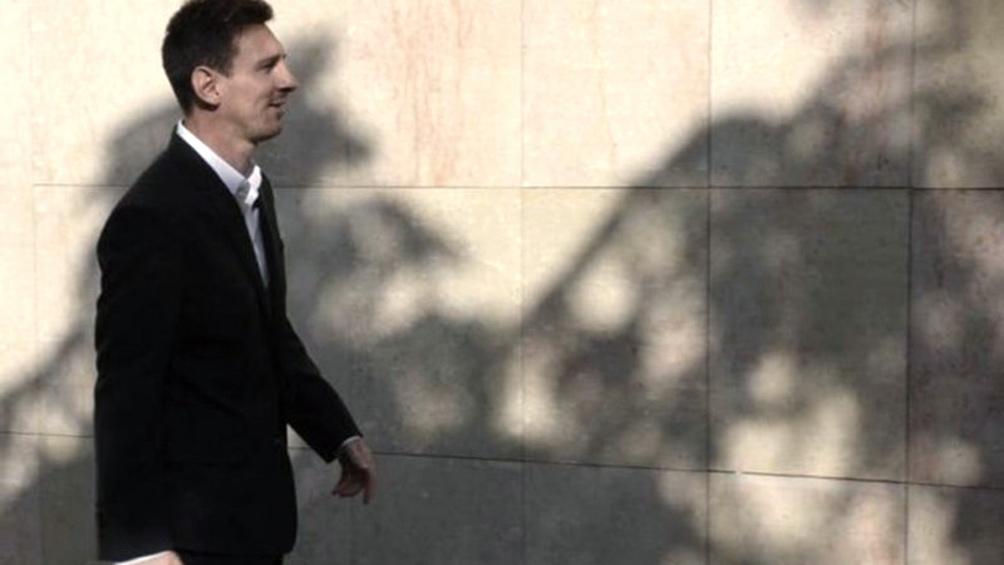 La justicia archiva una causa contra Messi por estafa y blanqueo