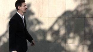 Lionel Messi no compareció en un juicio sobre incumplimiento de un contrato