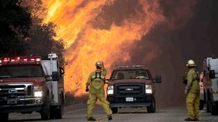 Hay 631 desaparecidos y 66 muertos a una semana del inicio de los incendios en California