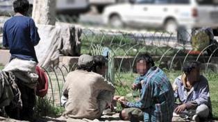 """Según Unicef, el 28% de los adolescentes """"presos"""" vivió en la calle"""