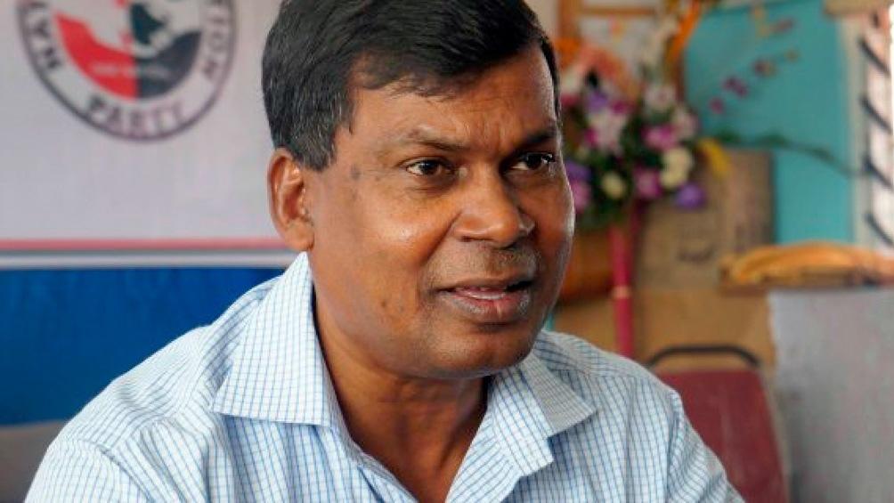 Biman Prasad, NFP