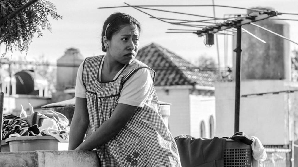 Resultado de imagen para roma + cuaron 2018