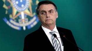 Preparan una jornada en rechazo a la visita del presidente Jair Bolsonaro