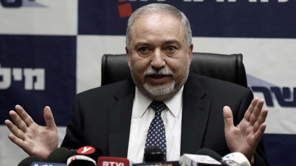 Lieberman condiciones su apoyo a Netanyahu al alistamiento de estudiantes ultraortodoxos