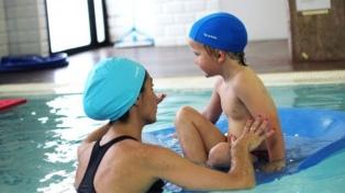 Un profesor admitió un error en las medallas de natación a niños con discapacidad