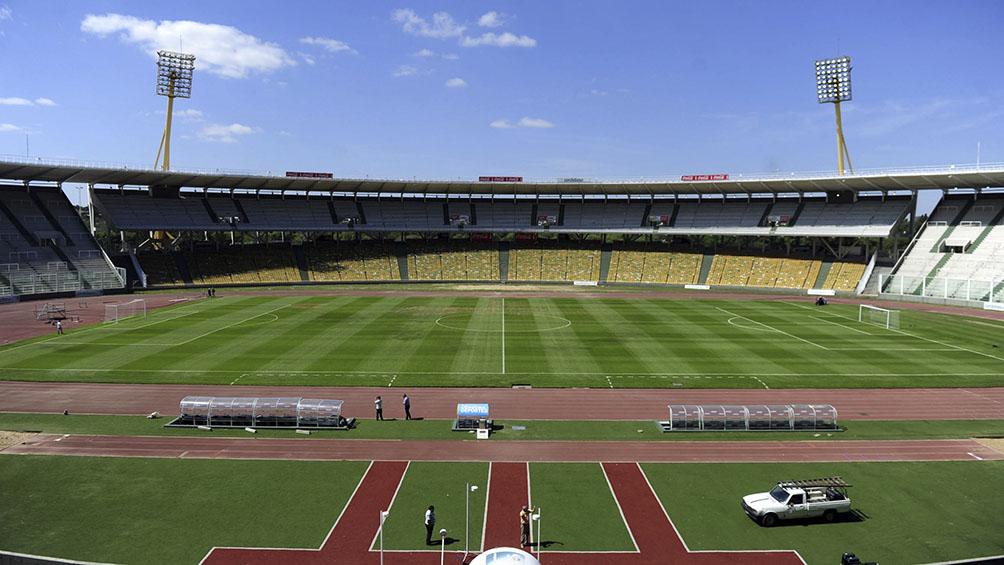 La final de la Copa Sudamericana 2020 se jugará en el estadio Kempes