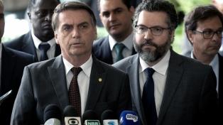 Bolsonaro cedió a EE.UU. el uso de la base aeroespacial de Alcántara