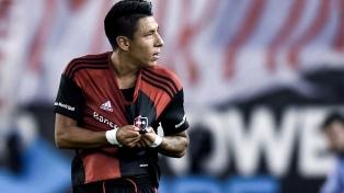 Brian Sarmiento volvería a jugar después de casi ocho meses