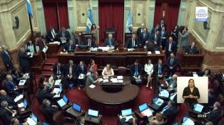El Senado tratará la vacante que existe desde 2016 en la Cámara Nacional Electoral