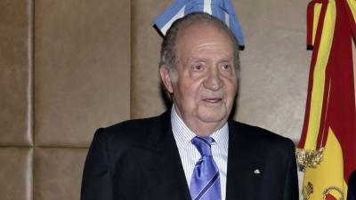 El rey emérito Juan Carlos recibió el alta hospitalaria