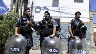 Cuatro muertos tras un intento de fuga frustrado en una comisaría de Esteban Echeverría
