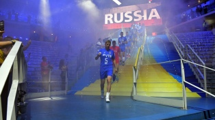 Rusia será el organizador del Mundial de vóleibol masculino en 2022