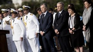 """Macri ratificó el compromiso """"absoluto e innegociable con la búsqueda de la verdad"""""""