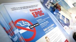 Organizan actividades por el Día Mundial del EPOC